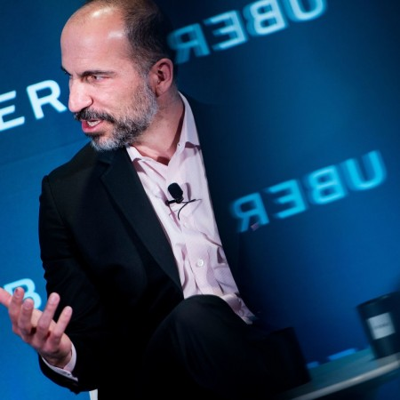 Uber Is Said to File voor een I.p.o. als It Races Lyft to a Public Debut [Engels]