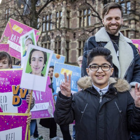 'Het kinderpardon is een catch-22'